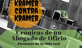 Crónicas de un abogado de oficio, ficciones de la vida real. 55 Kramer contra Kramer