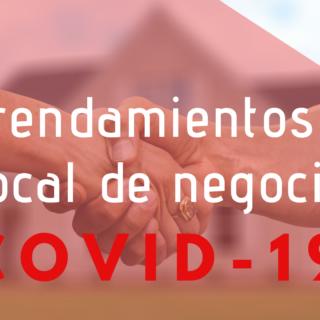 arrendamientos local de negocio covid-19